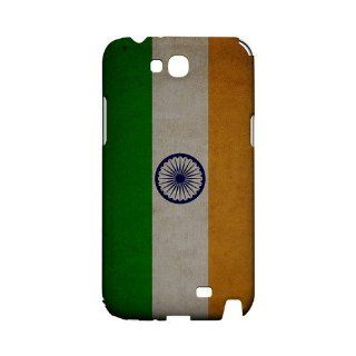 [Geeks Designer Line] Grunge India Samsung Galaxy Note 2 Plastic Case Cover [Anti Slip] Supports Premium High Definition Anti Scratch Screen Protector; Durable Fashion Snap on Hard Case; Coolest Ultra Slim Case Cover for Galaxy Note 2 Supports Samsung Note