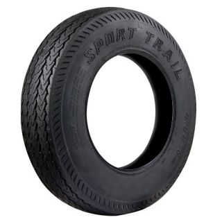 Trail America Bias Trailer Tire Only ST205/75D14 98647