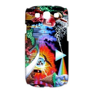 Custom Pink Floyd 3D Cover Case for Samsung Galaxy S3 III i9300 LSM 2871 Cell Phones & Accessories