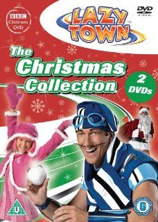 Lazytown The Lazytown Christmas Collection [DVD] Movies & TV