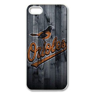 Iphone5/5S cover Baltimore Orioles Hard Silicone Case Cell Phones & Accessories
