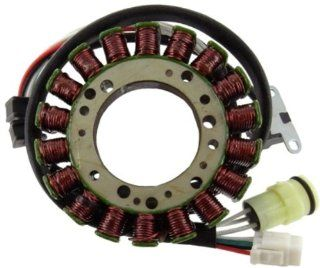 NEW Stator Coil Yamaha ATV 2007 2008 Grizzly 400, 2007 2011 Grizzly 450, 2000 2006 Kodiak 400, 2003 2006 Kodiak 450, 2007 2010 Wolverine 450 Automotive