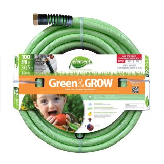 Element 5/8 in x 100 ft Medium Duty Garden Hose