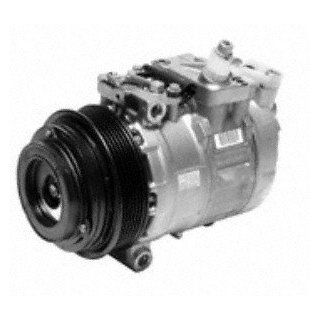 Denso 471 0293 Remanufactured Compressor with Clutch For Select Mercedes Models Automotive