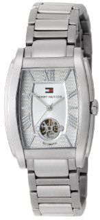 Tommy Hilfiger Men's 1710145 Automatic Stainless Steel Bracelet Watch Watches