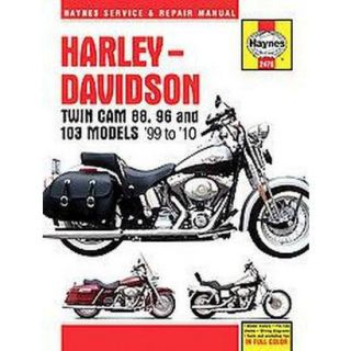 Harley Davidson Twin Cam 88, 96 and 103 (Hardcover)