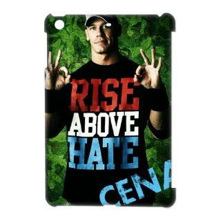 WWE John Cena Hard Case Cover Skin for iPad Mini 1 Pack  3  Perfect Gift for Christmas Cell Phones & Accessories