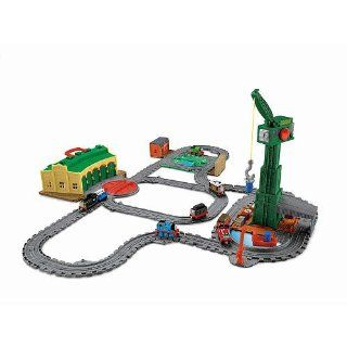 Thomas & Friends Adventures on Sodor ( Take & Play Portable Playset) Toys & Games