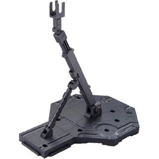 Bandai Hobby Action Base 1 Display Stand (1/100 Scale), Black Toys & Games