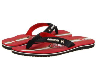 Quiksilver San Francisco 49ers Nfl Sandals San Francisco 49ers