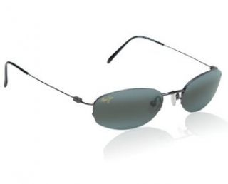 Maui Jim 507 02 Bikini Gunmetal with Grey Lenses Clothing