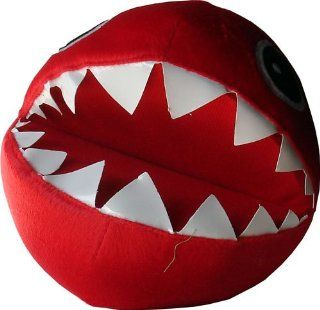 "Super Mario Brothers Chain Chomp Red Ver 10"" Plush Toys & Games"