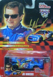 1998   Racing Champions   NASCAR 50th Anniversary   Joe Nemechek   No. 42 Bell South Chevrolet Monte Carlo   164 Scale Die Cast Collectible Replica Car Toys & Games