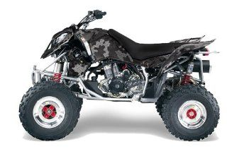 AMR Racing Polaris Outlaw 450 500 525 2006 2008 ATV Quad Graphic Kit   Camo P Automotive