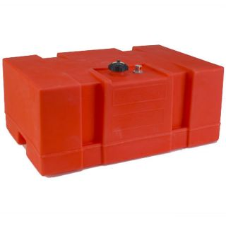 Moeller Above Deck 25 Gallon Plastic Fuel Tank 36868