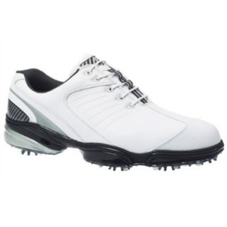 Sport Golf Shoe Mens WHITE 10.5 WIDE Shoes