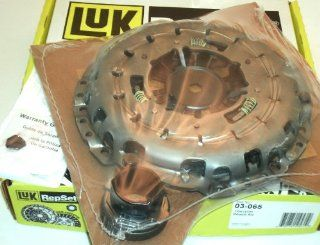 OEM BMW (E60 / E61) CLUTCH KIT (545i 645Ci, 2004) LUK 03 065 21217537327 Automotive