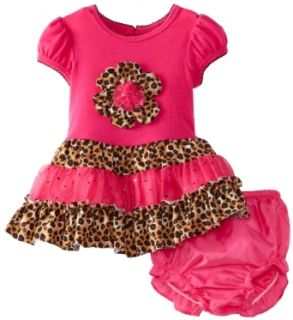 Rare Editions Baby Girls Newborn Tutu Dress Clothing