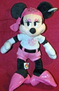 "Disney Mickey Mouse Club House Pirate Minnie Mouse, Pirate Princess 9"" Plush Doll Toy Toys & Games"