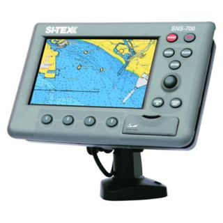 Si Tex SNS 700IF Chartplotter/Fishfinder Combo With Internal GPS Antenna 760111