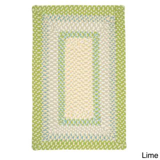 Color Market Indoor/ Outdoor Area Rug (5 X 7)