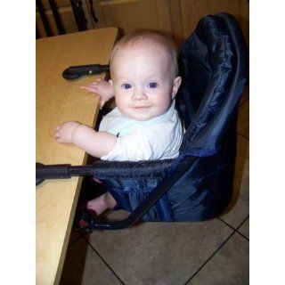 Regalo Easy Diner Portable Hook On High Chair  Table Hook On Booster Seats  Baby