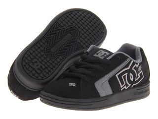 DC Kids Net Boys Shoes (Black)