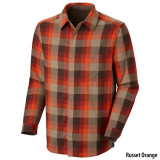 Mountain Hardwear Mens Marty In Reverse Long Sleeve Shirt 613709