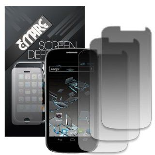 Empire 3 Pack of Matte Anti Glare Screen Protectors for ZTE Flash N9500 Cell Phones & Accessories