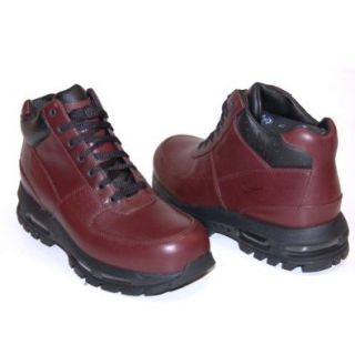 Nike Air Max Goadome ACG Mens Boots [865031 601] Deep Burgundy/Black Mens Shoes 865031 601 7.5 Shoes
