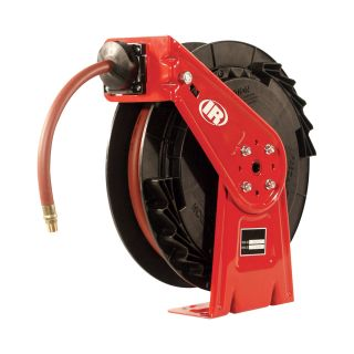 Ingersoll Rand Heavy-Duty Composite Hose Reel — 1/2in. x 35-ft. Hose, Model# 6332  Air Hoses   Reels