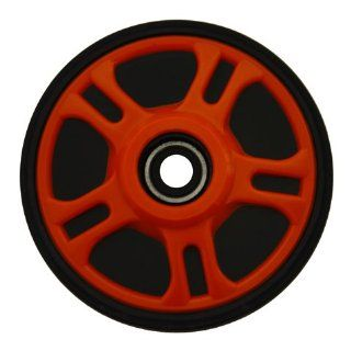 "Ppd Idler Wheel 6.38"" With .625 Inserts Arctic Cat Orange Automotive"
