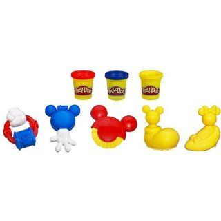 Toy / Play Play Doh Mickey Mouse Clubhouse Disney Mouskatools Set. Plastic, Mold, Playset, Modeling Game / Kid / Child Toys & Games