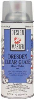 Bulk Buy Design Master Surface Treatment Aerosol Spray 12 Ounces Dresden Clear Glaze DM ST 655 (2 Pack)