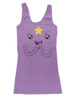 Adventure Time LSP Dreamy Eyes Tunic Tank Top Clothing