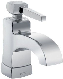 Toto TL670SDL#CP 1.5 GPM Ethos Design NI Single Handle Lavatory Faucet, Polished Chrome   Touch On Bathroom Sink Faucets