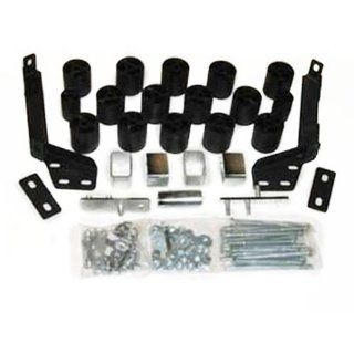 "Performance  Accessories  673  3"" Body Lift Kit  Dodge  P/U  Ram  150025003500  97 01(Exc  99 00  Sport,  Exc  2000 Automotive"