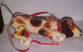 1965 Fisher Price Little Snoopy Pull Dog #693