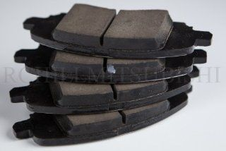 MITSUBISHI 4605A684 GENUINE OEM FACTORY ORIGINAL FRONT BRAKE PADS Automotive