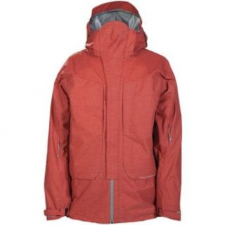 686 Plexus Stealth Thermagraph Insulated Jacket 2014   Small Red at  Men�s Clothing store
