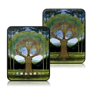 Celtic Tree Design Protective Decal Skin Sticker for HP TouchPad 9.7 inch Tablet Computers & Accessories