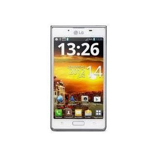LG OPTIMUS L7 P705 Factory Unlocked International Version GSM Android Phone WHITE Cell Phones & Accessories