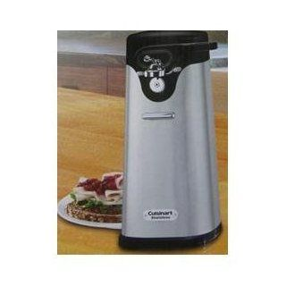 Cuisinart Deluxe Stainless Steel Electric Can Opener Kitchen & Dining