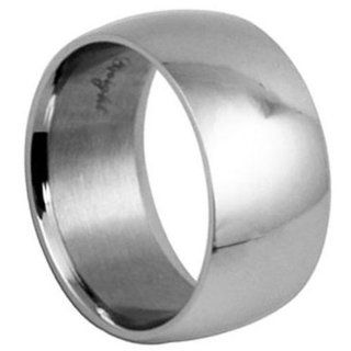 15mm Band   Stainless Steel Ring Sr 715 Jewelry