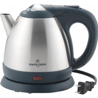 "MC 704 ""Marie Claire"" Stainless Steel Electric Kettle 0.8L 6293ai Kitchen & Dining"