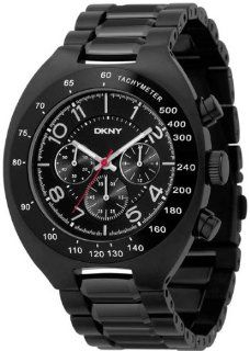 DKNY Sport Chronograph Gun Metal Stainless Steel Mens Watch NY1296 at  Men's Watch store.