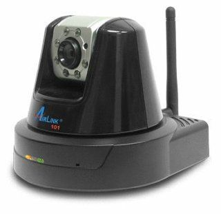 Airlink101 AICN747W SkyIPCam747W Wireless Night Vision Pan/Tilt Network Camera  Ip Cameras  Camera & Photo
