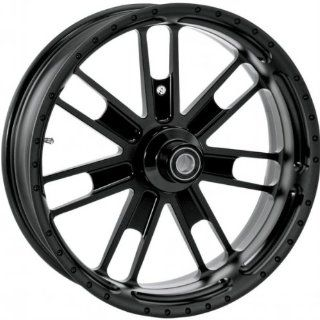 RSD Slam Black Ops 21x3.5 Front Wheel , Color Black, Position Front, Rim Size 21 009 31270SLMLBM Automotive