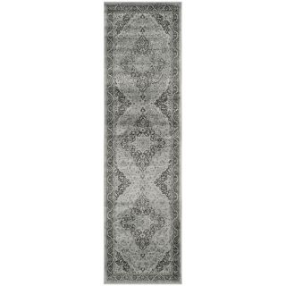 Safavieh Vintage Light Blue/ Multi Viscose Rug (22 X 10)