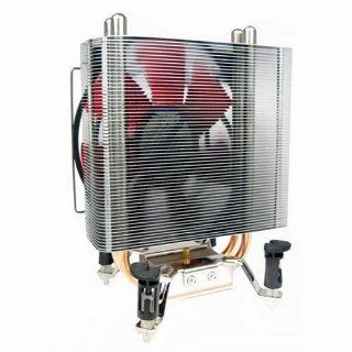 Cables Unlimited Evercool Socket 775/Socket T, Pentium D, Pentium 4 CPU Cooler Heatpipe FAN P4 S775 HP2 Electronics